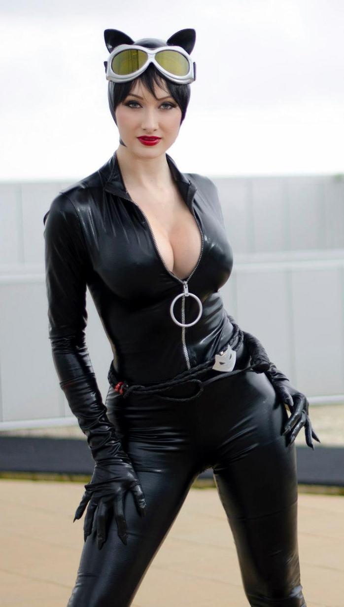 VÍDEO: Cómo hacer un cosplay de Catwoman