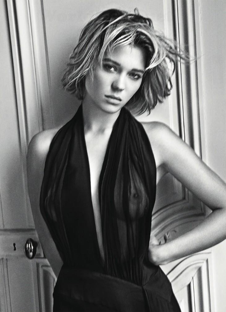 Léa Seydoux será Bella Donna