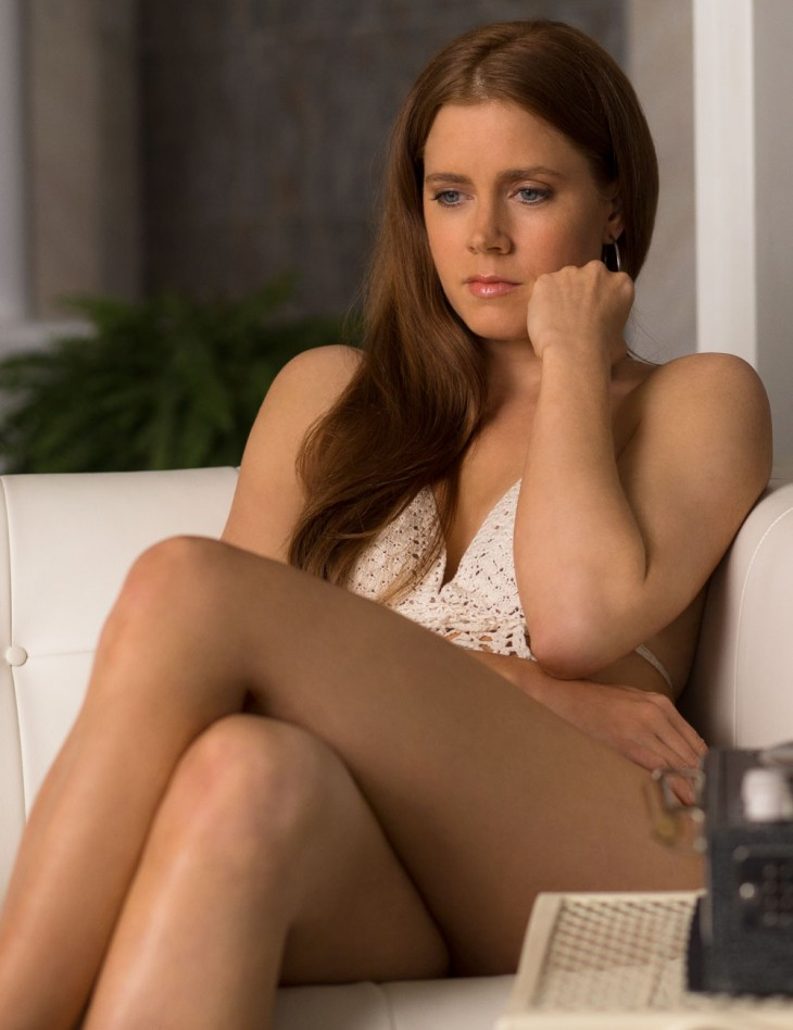 Amy Adams es Lois Lane