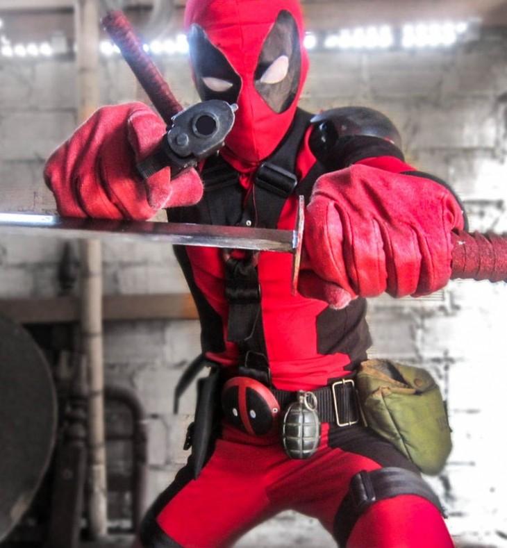 Los mejores cosplays de Deadpool