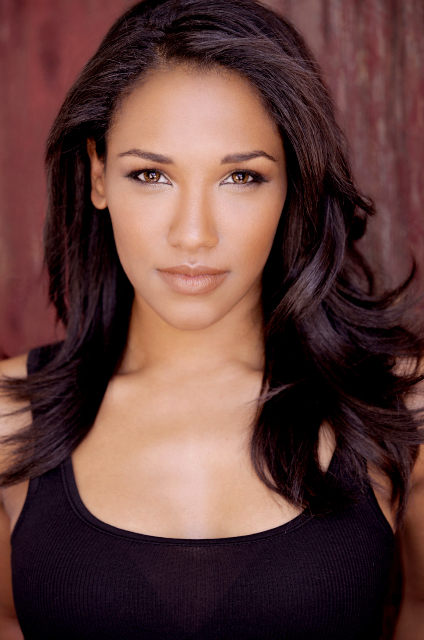 Candice Patton es Iris West