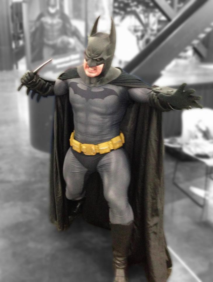 Los mejores cosplays de BATMAN