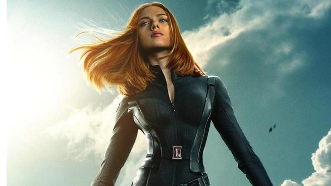 10 mujeres más sexys de las películas de Marvel