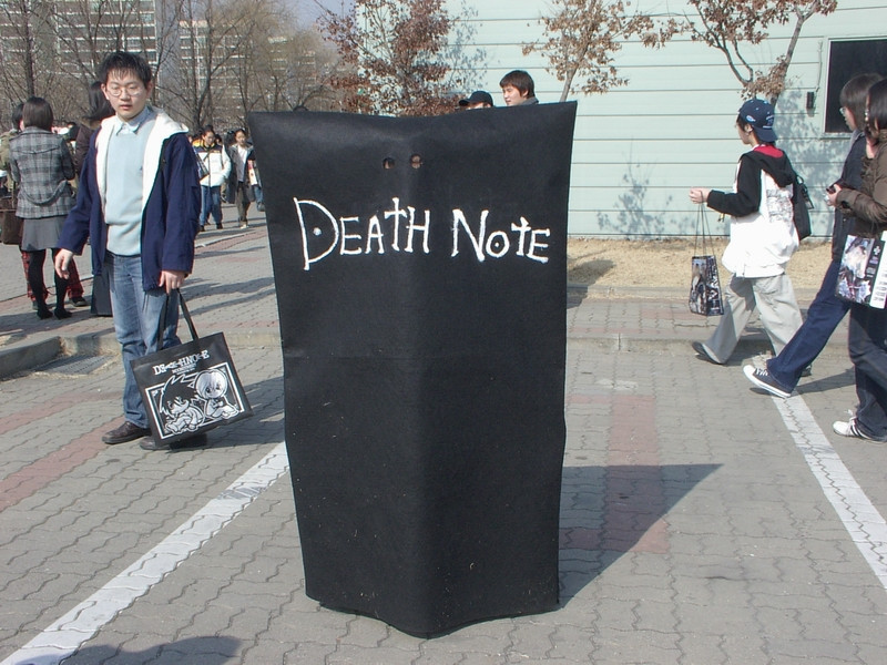 cosplay_Death Note