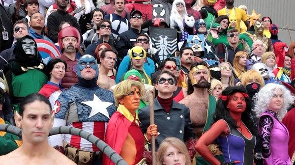 La culpa de la crisis la tiene el cosplay