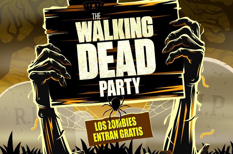 Concurso De Cosplays De 39 The Walking Dead 39 En El Lotita