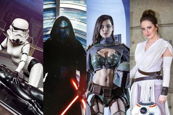 Los mejores cosplay de 'Star Wars: El despertar de la Fuerza'
