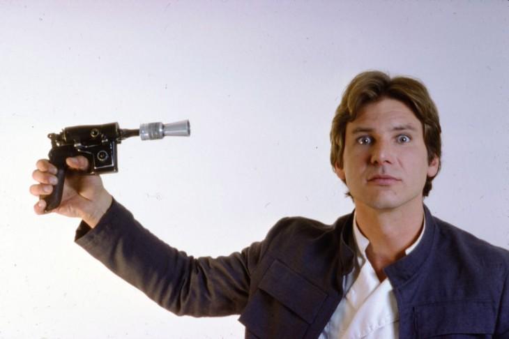 Star Wars: La parodia de Han Solo que está arrasando la red