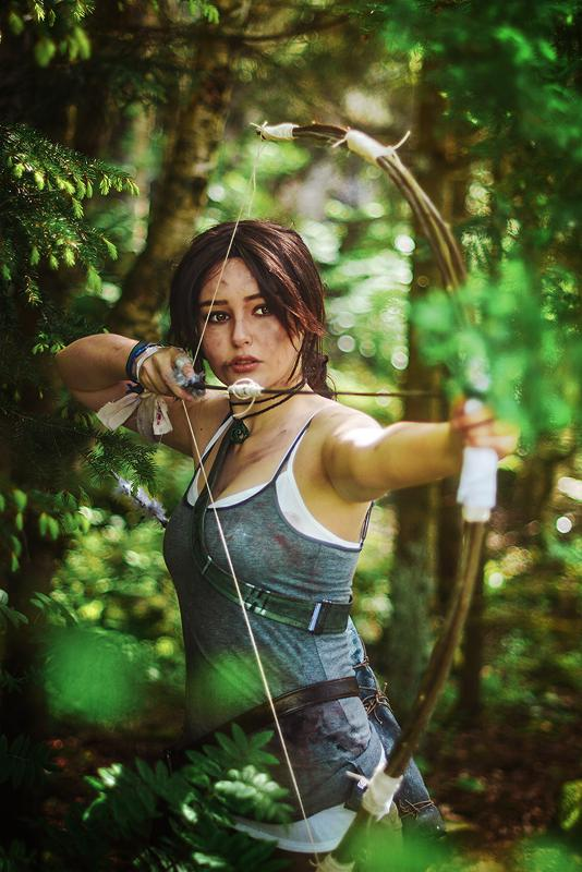 Lara Croft - cosplay (Starbit)