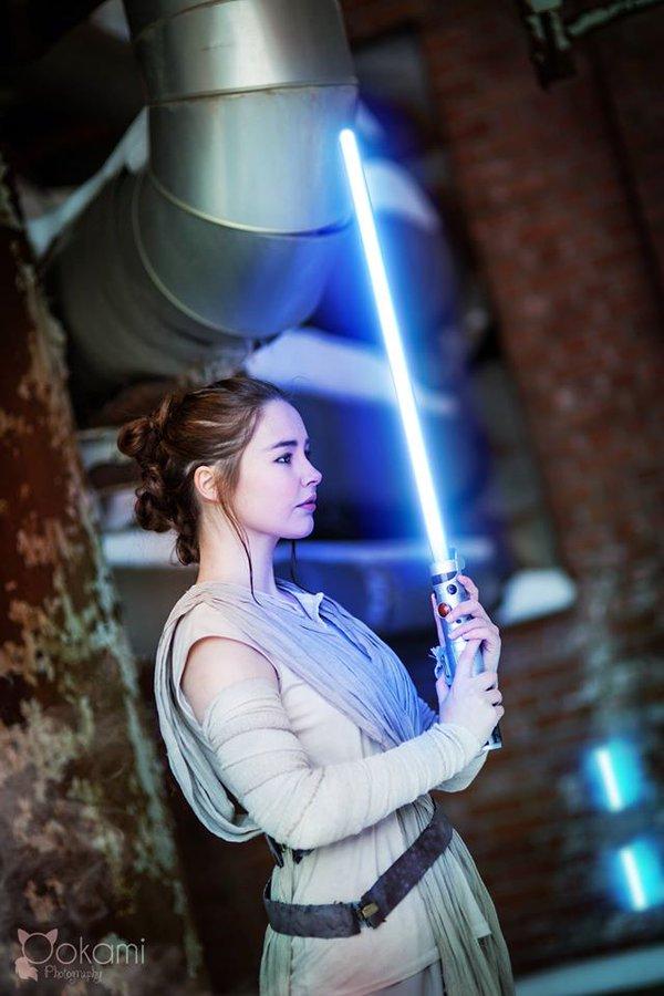 Rey - cosplay (Starbit) 2