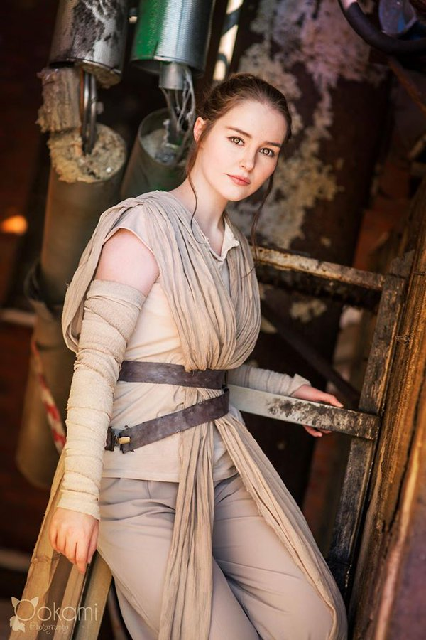 Rey - cosplay (Starbit)