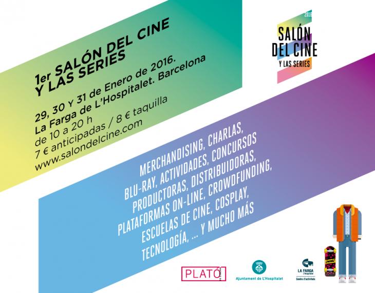 Concurso Cosplay en el Saló del Cinema y les Sèries