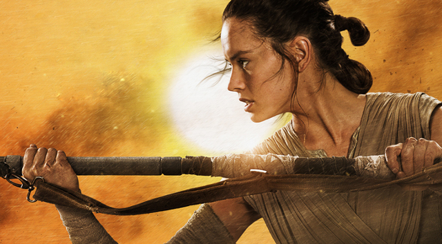 TUTORIAL: Cosplay de Rey en 'Star Wars: El despertar de la Fuerza'