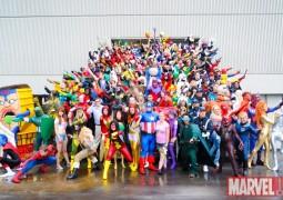 Los cosplays de los superhéroes de Marvel que veremos en 2016