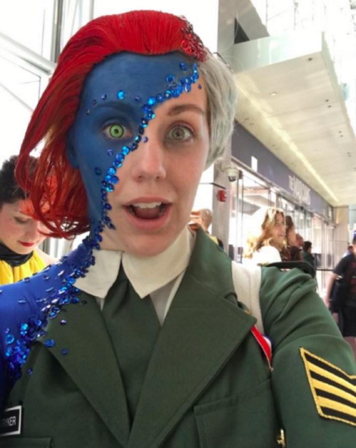 Rebbeca Lindsay - cosplay - Mistica (3)