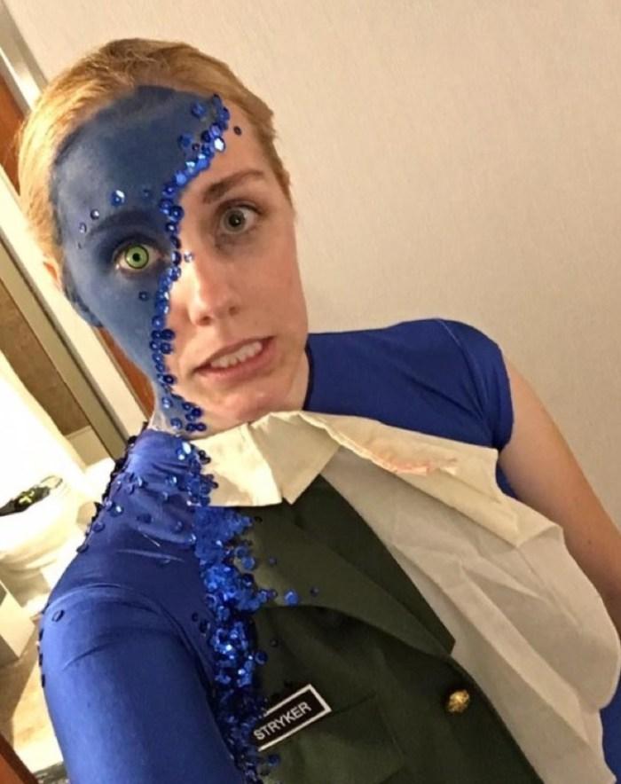 Rebbeca Lindsay - cosplay - Mistica (4)