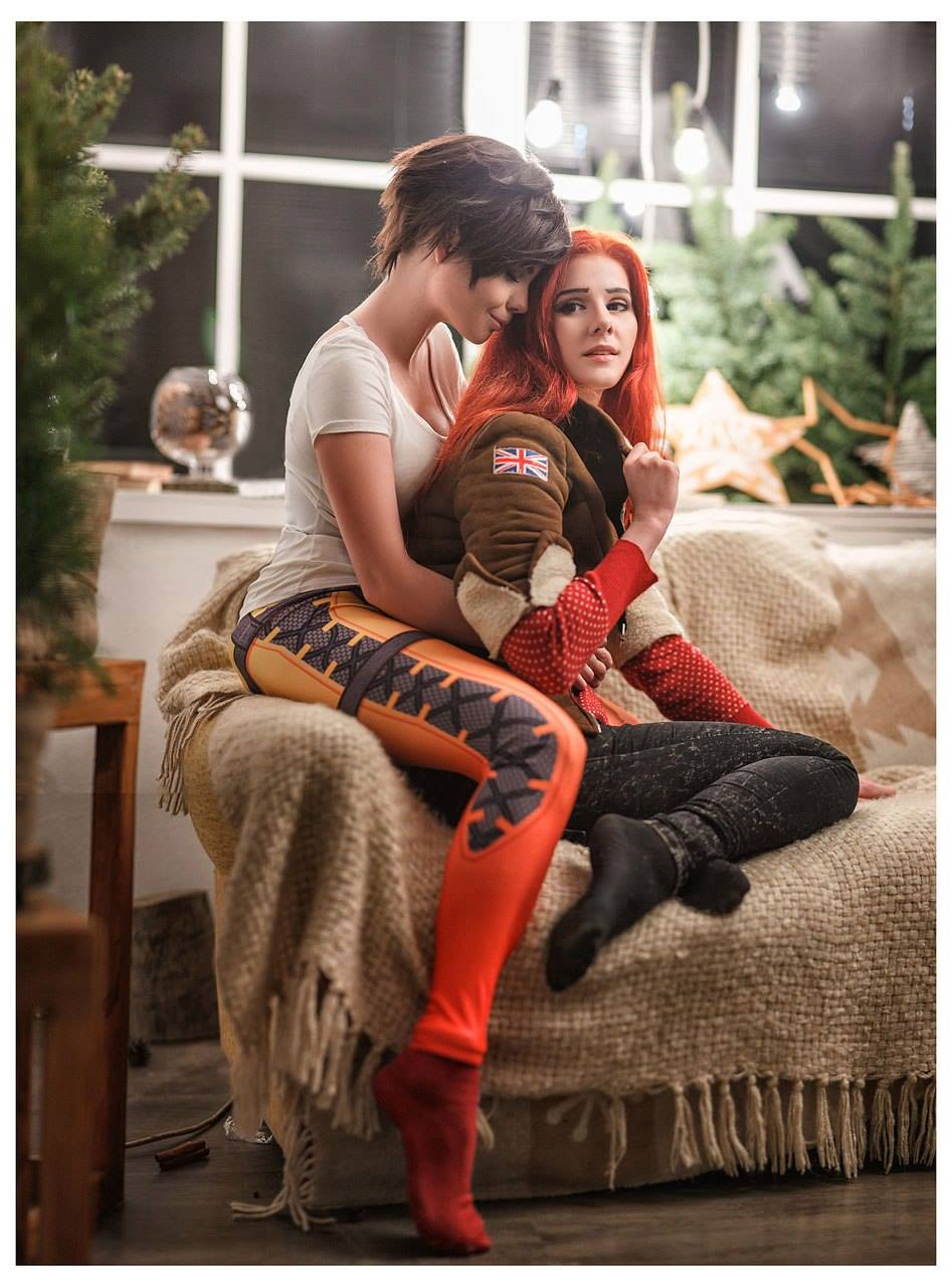 cosplay Tracer Overwatch (1)