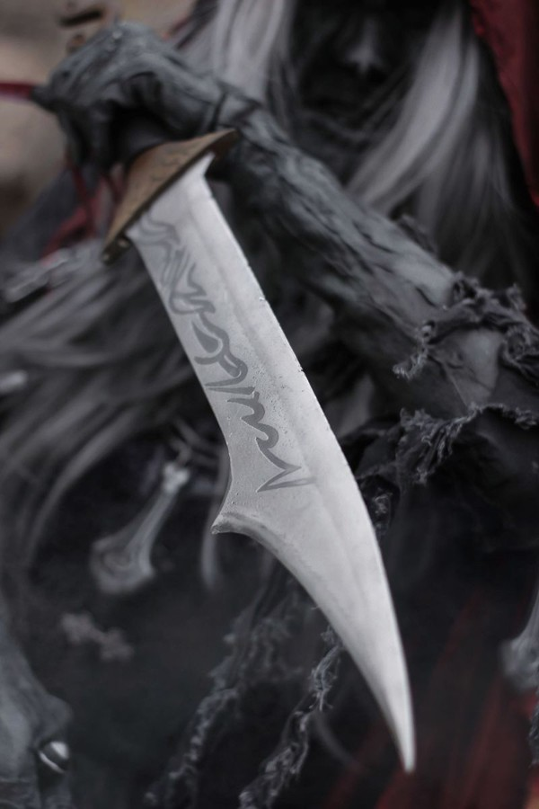 cosplay de Bloodborne (PS4) 6