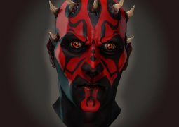 mejores cosplay de Star Wars de Darth Maul
