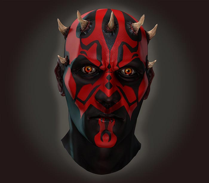 Los mejores cosplay de Star Wars: Darth Maul, Phasma y mucho más