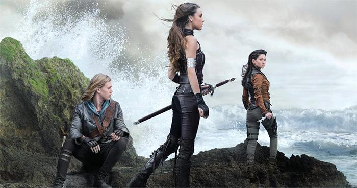 Tutoriales de cosplay sobre 'Las Crónicas de Shannara'