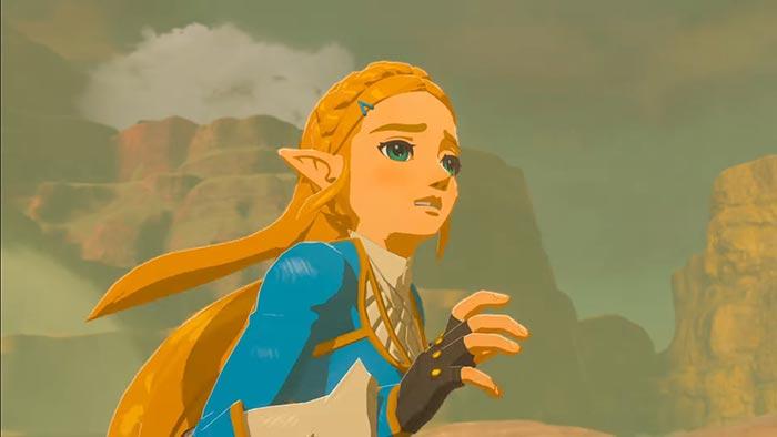 'Breath of the Wild': Divertido cosplay de la Princesa Zelda