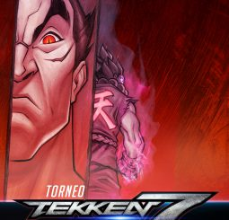 Cartel Torneo Tekken 7 Cines Dreams