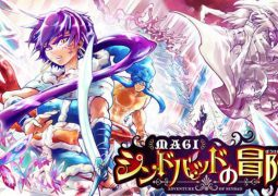 El spin-off de Magi: Adventure of Sinbad