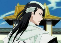 Byakuya Kuchiki en Bleach