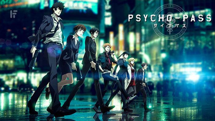 'Psycho-Pass' comenzará su trilogía de películas en 2019