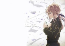 ¡Ya está disponible en Netflix el anime 'Violet Evergarden'!