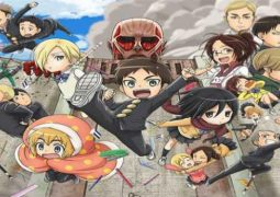 Attack on Titan: Junior High
