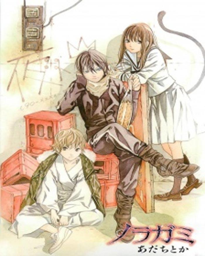 El regreso del manga de Noragami
