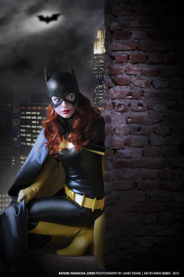 Los mejores cosplay de Batgirl
