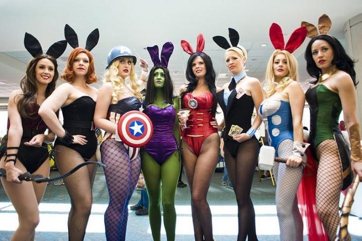 Las cosplayers más sexys de la Comic-Con 2015