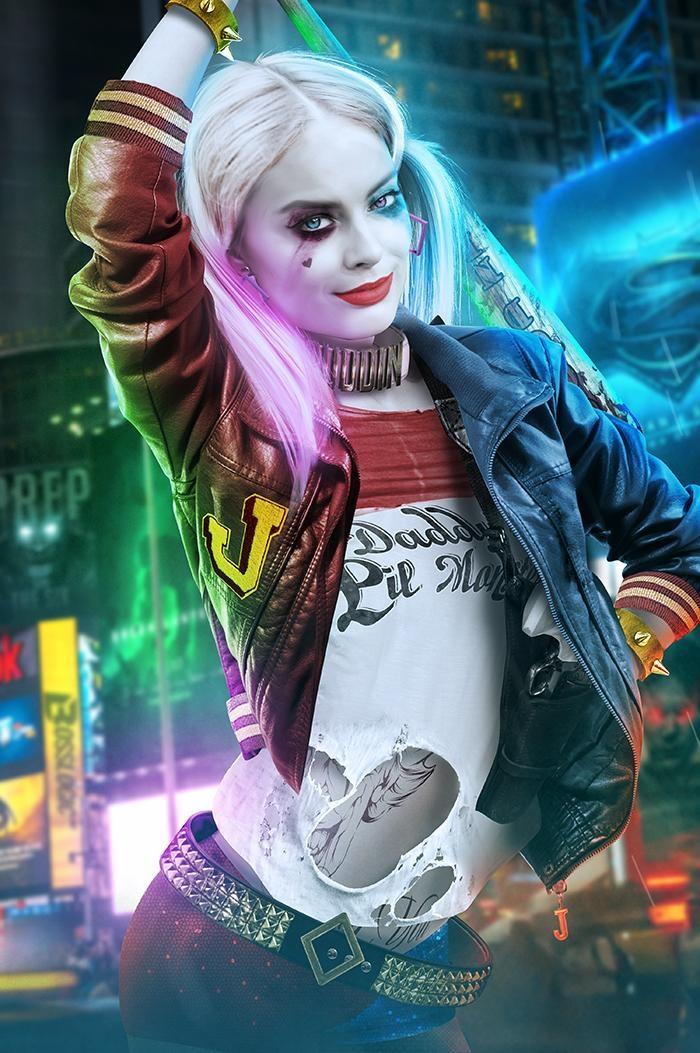 Margot Robbie será Harley Quinn