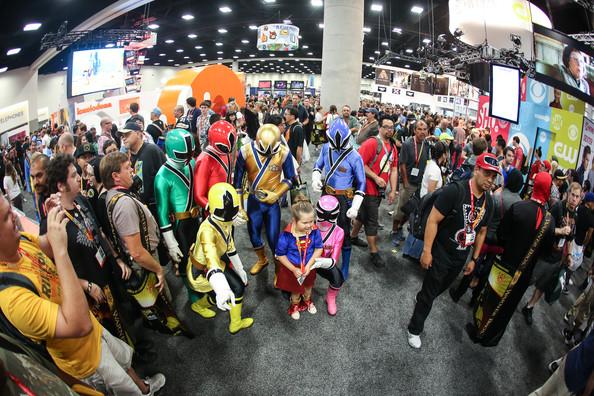 Lamentables cosplays en la Comic Con de San Diego 2015