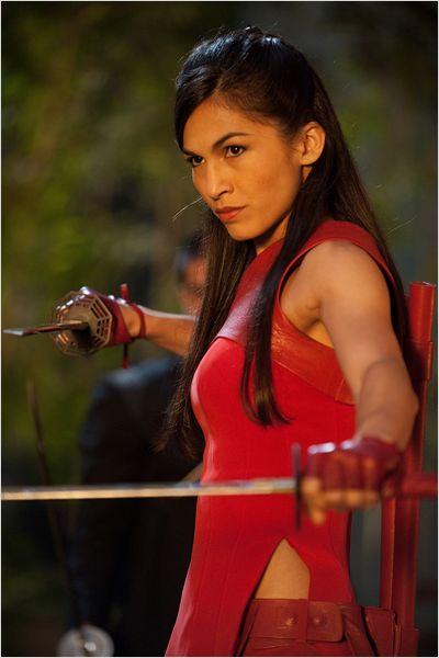 Elodie Yung será Elektra