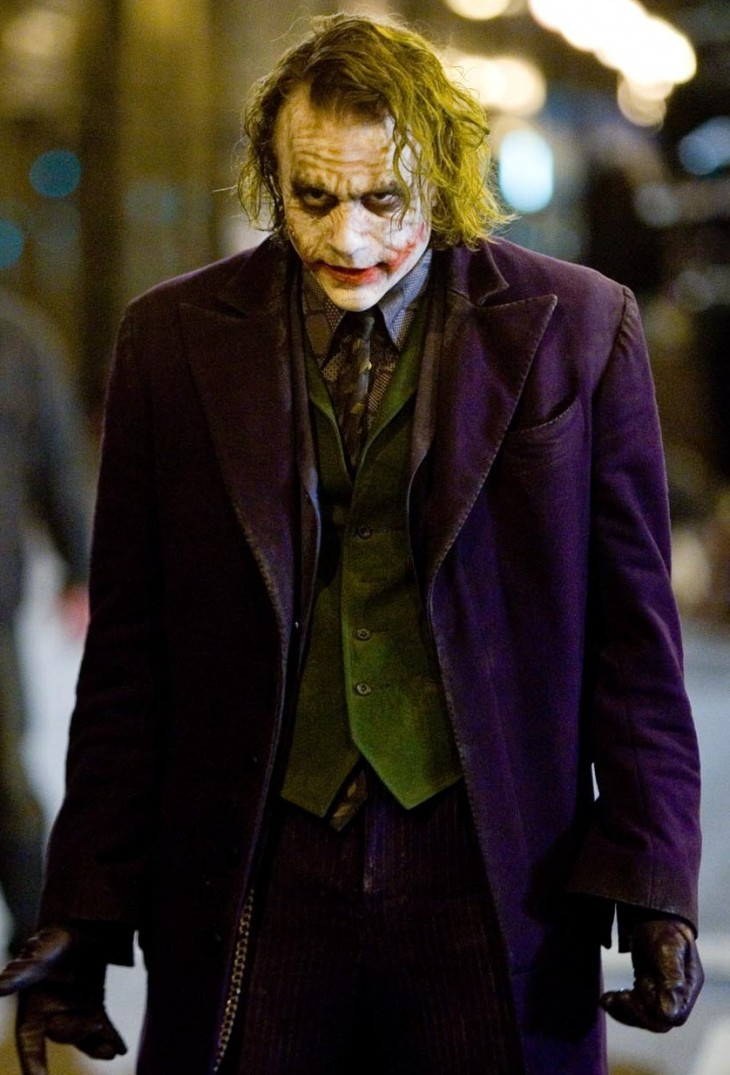 VÍDEO: Make-up del Joker de Heath Ledger ('El Caballero Oscuro')
