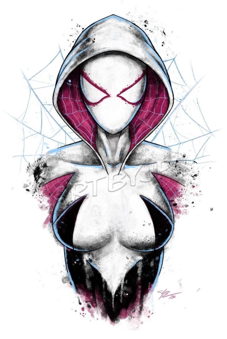 Spider-Gwen: El traje más anhelado por el público femenino