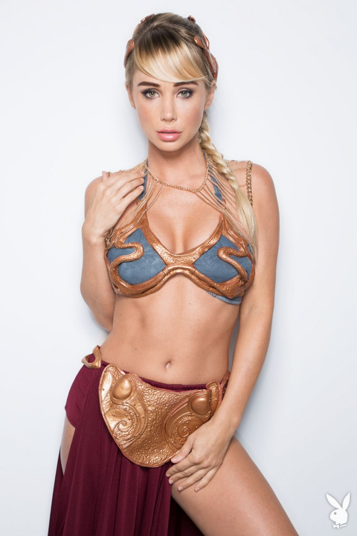 Sara Jean Underwood protagoniza 'Star Wars: The Lost Auditions'