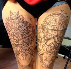 15 peores tatuajes de Star Wars