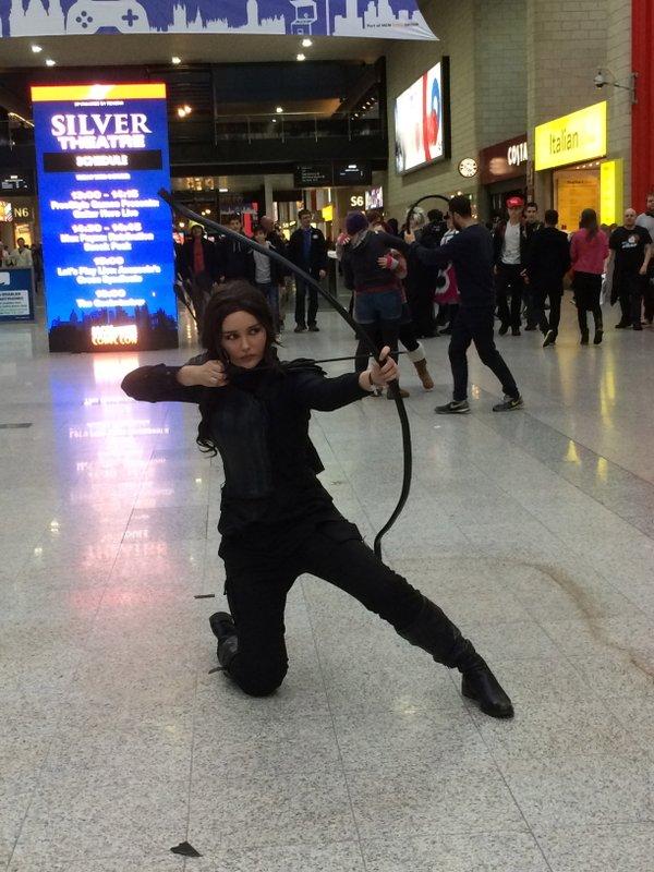 Katniss Everdeen - cosplay (Starbit) 2