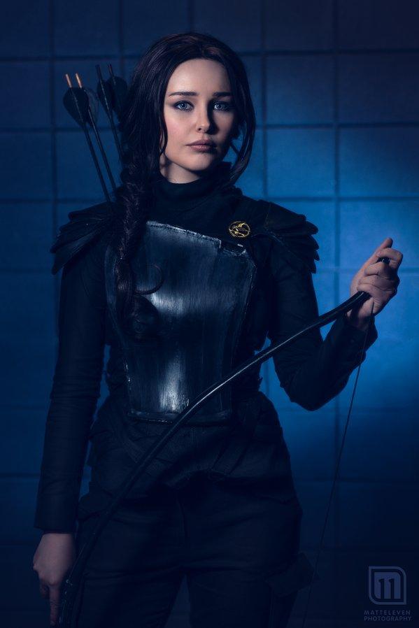 Katniss Everdeen - cosplay (Starbit)
