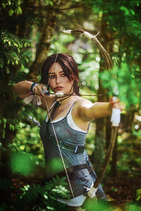 Lara Croft - cosplay (Starbit)