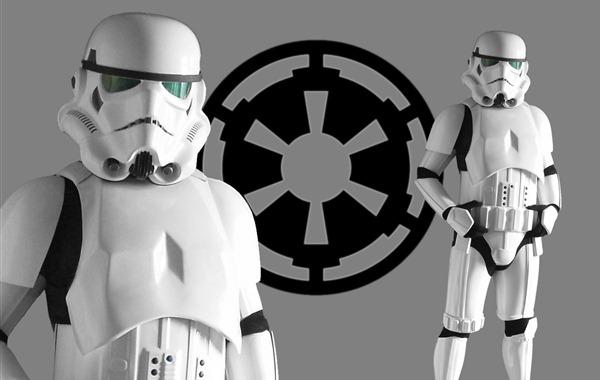 STAR WARS: Tutorial para hacer un casco de stormtrooper