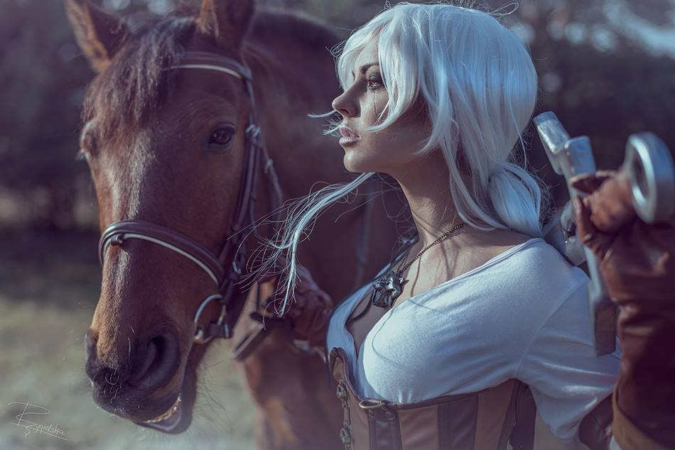 The Witcher - cosplay (1)