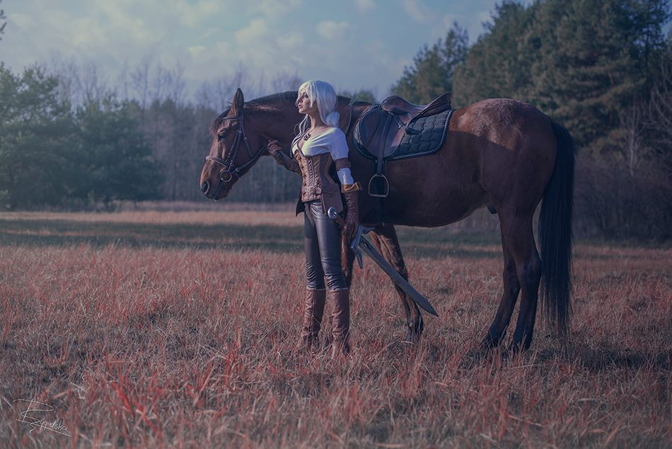 The Witcher - cosplay (2)