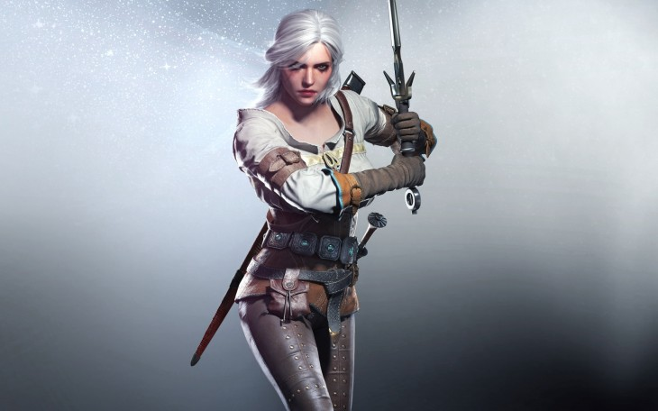 INIMAGINABLE cosplay de 'The Witcher: Wild Hunt'