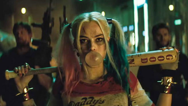 Tara Strong, una Harley Quinn de cine